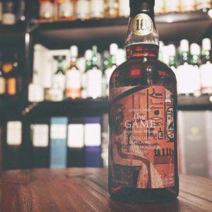 秩父 Chichibu Ichiro_s Malt The Game 7th Edition Japanese Single Malt Whisky (Shinanoya 10th Anniversary Private Bottling)