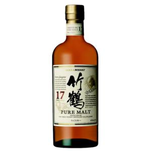 竹鶴 Taketsuru 17 Year Old Pure Malt Japanese Whisky
