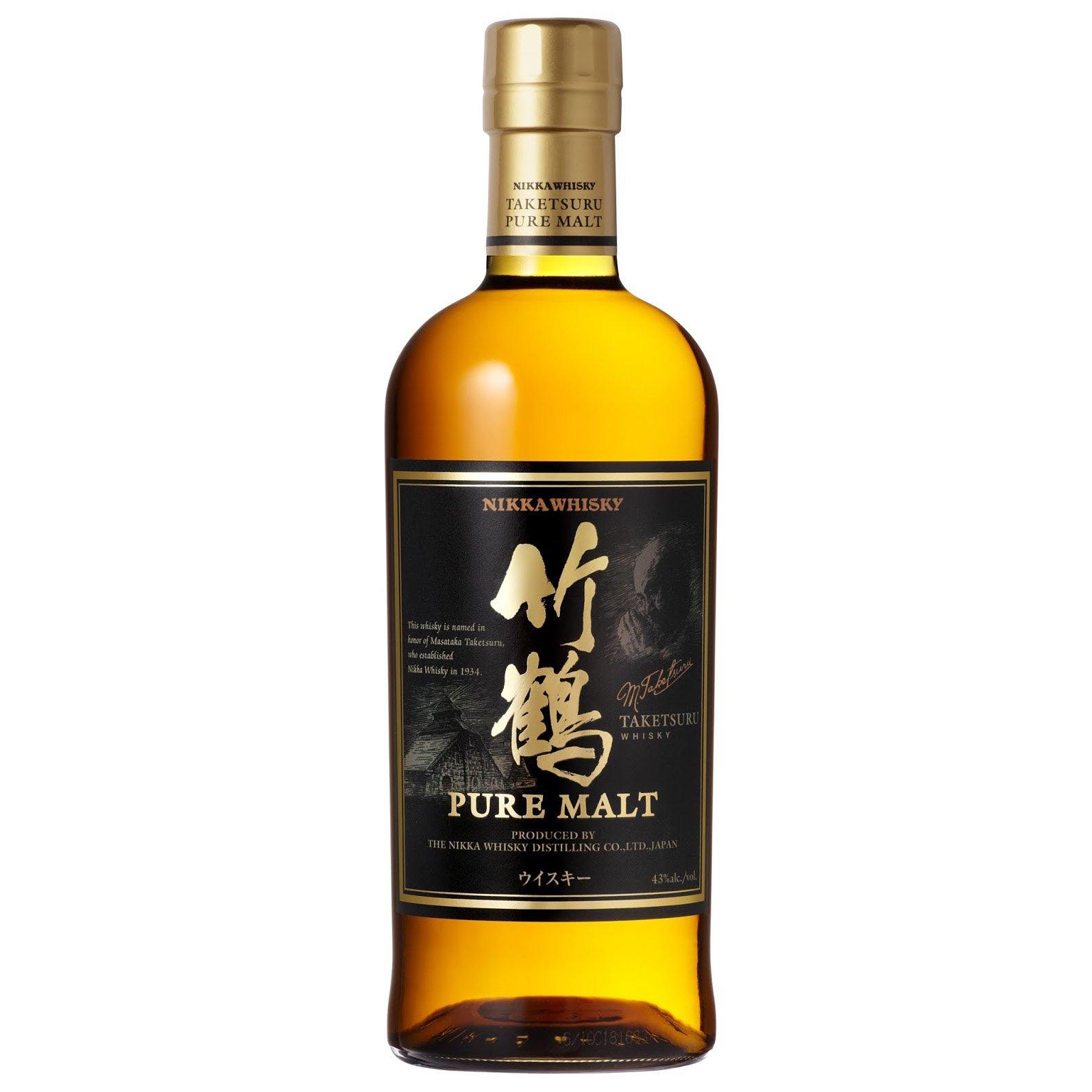 竹鶴 Taketsuru Pure Malt Japanese Whisky