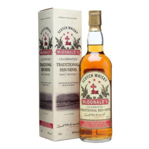 Ben Nevis McDonald's Traditional Single Malt Whisky