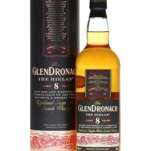 GlenDronach 8 Year Old The Heilan Single Malt Whisky
