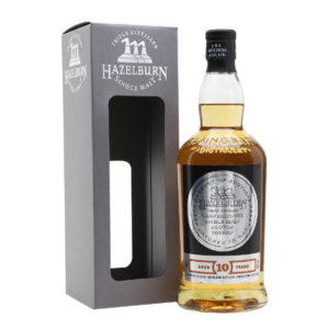 Hazelburn 10 Year Old Single Malt Scotch Whisky