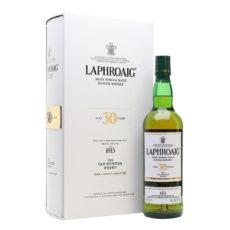 Laphroaig 30 Year Old Single Malt Scotch Whisky (The Ian Hunter Story Book 1: Unique Character)