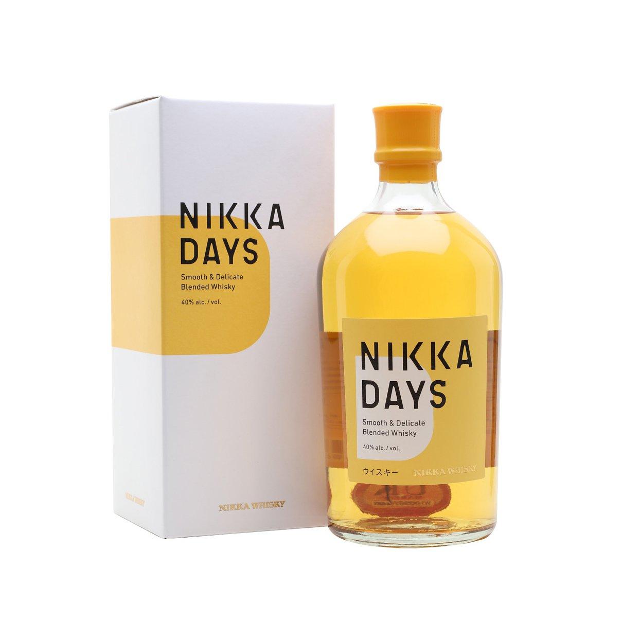 Nikka Days Japanese Blended Whisky Japan