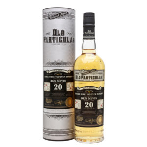 Old Particular Consortium of Cards Series Ben Nevis 1997 20 Year Old Single Malt Whisky King of the Hills