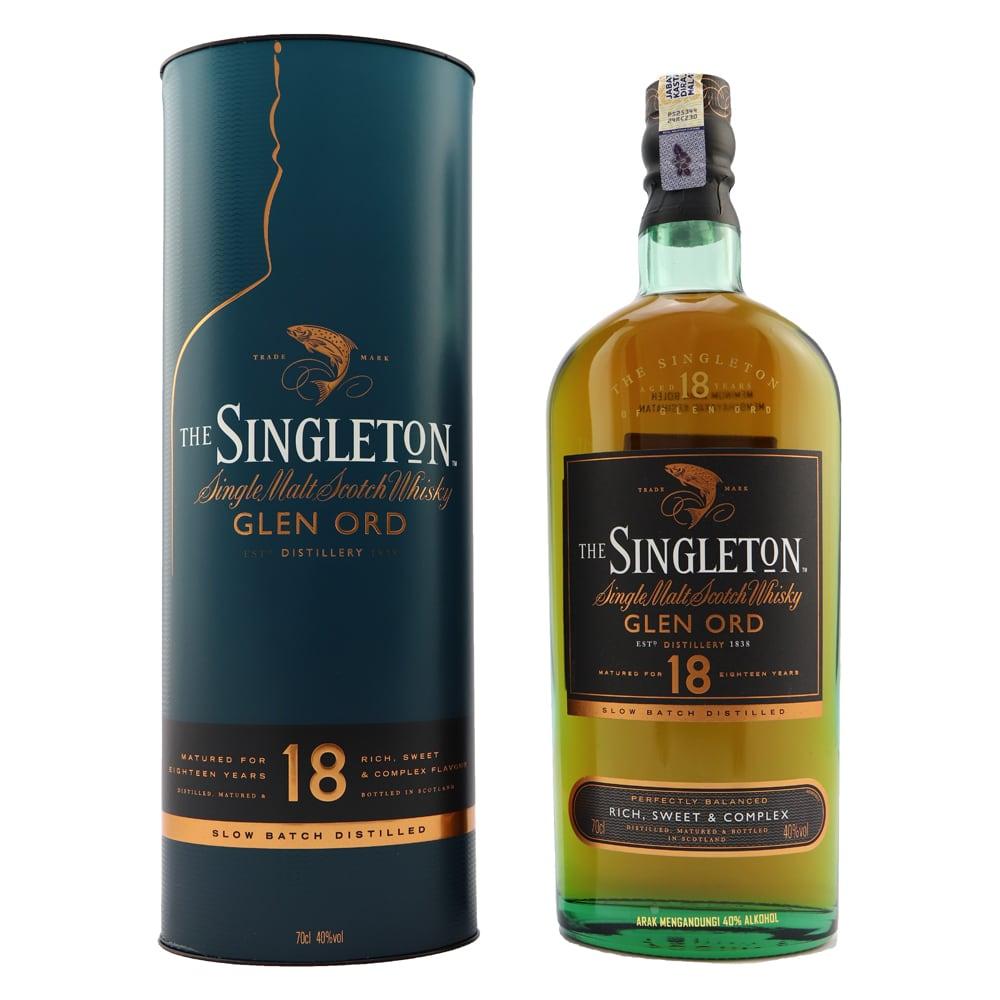 SINGLETON Glen Ord 12 Year Old New Release | Whisky.my