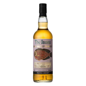 The Oceans Peated Orkney 2000 17 Year Old Single Malt Whisky