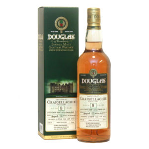 Hunter Laing Douglas of Drumlanrig Duke of Buccleuch Dumfries Galloway Craigellachie 8 year single malt whisky speyside wine cask red wine 12304 單桶 威士忌 香港