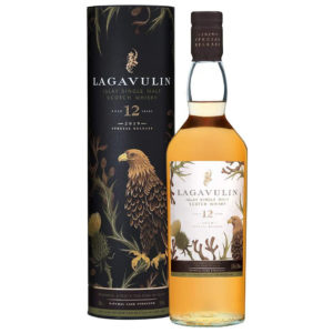 Lagavulin 12 Year Old Natural Cask Strength Single Malt Scotch Whisky 2019 special release
