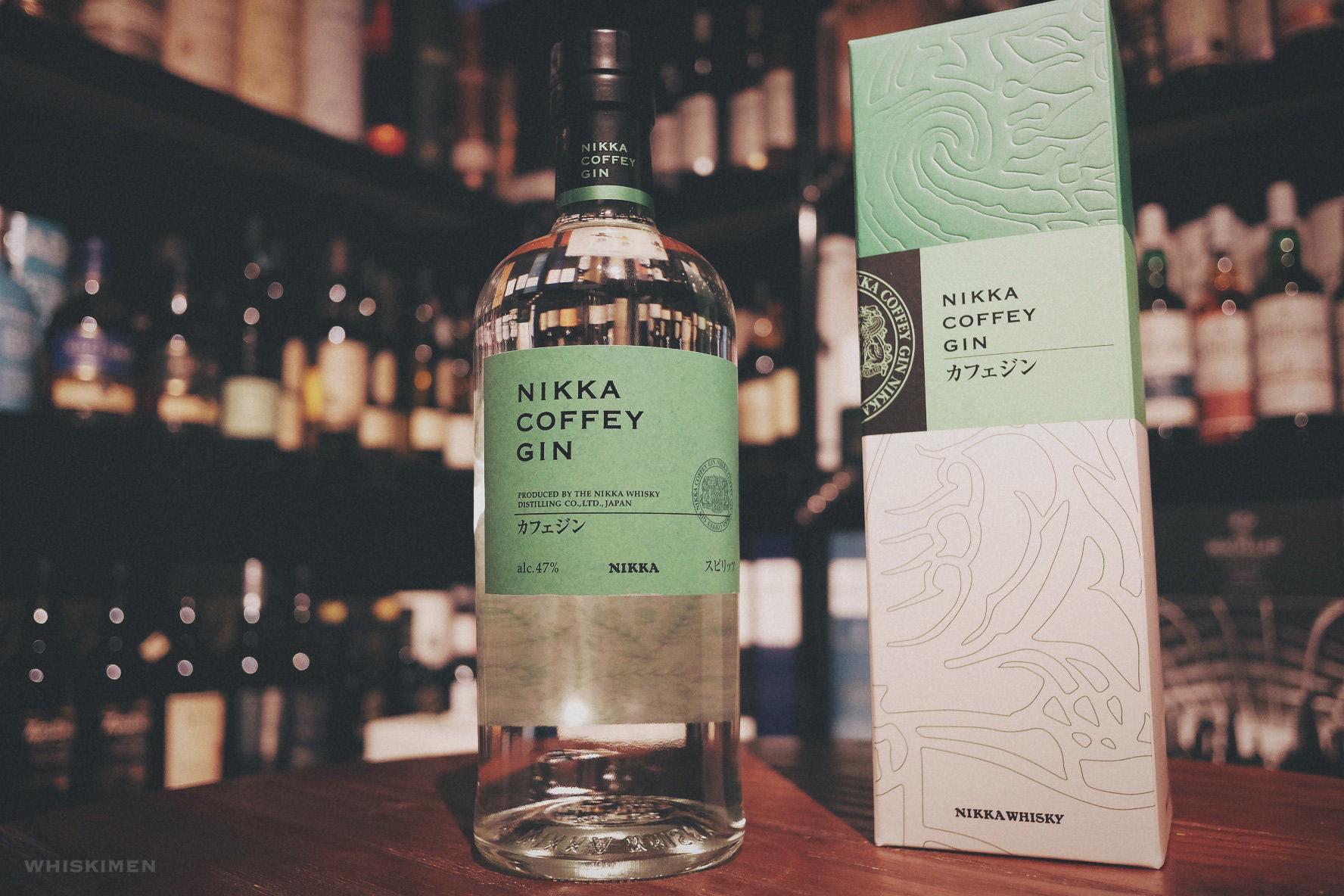 Nikka Coffey Gin Japan Japanese 日本