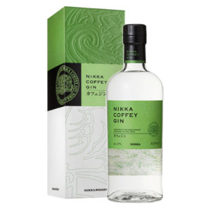 Nikka Coffey Gin Japan Japanese 日本 杜松子