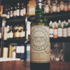 SMWS 121.1 1996 7 Year Old Single Malt Scotch Whisky Scotch Malt Whisky Society Island Arran Old Bottle Sherry Gorda