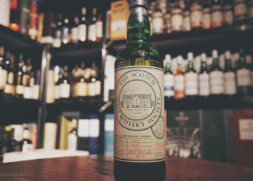 SMWS 121.1 1996 7 Year Old Single Malt Scotch Whisky