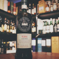 SMWS 9.104 1988 27 Year Old Single Malt Scotch Whisky (Lychee Martini) Speyside Glen Grant sherry Lychee Martini