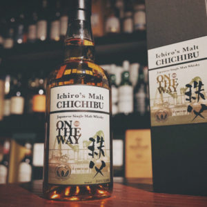"秩父 Chichibu Ichiro's Malt ""On The Way"" 2019 Japanese Single Malt Whisky"