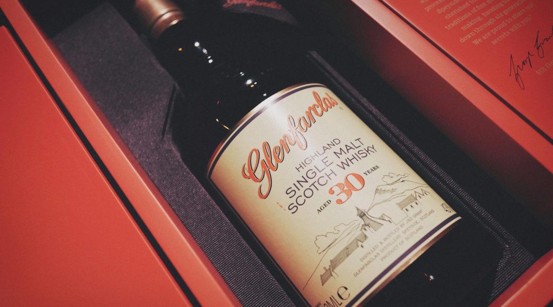 Glenfarclas 30 Year Old Single Malt Scotch Whisky (Warehouse Edition 2016) cask strength scotch sherry speyside 30年 威士忌