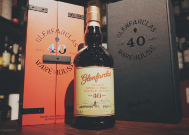 Glenfarclas 40 Year Old Single Malt Scotch Whisky (Warehouse Edition 2017)