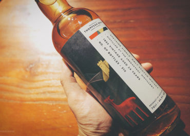 The Thompson Bros. Redacted Speyside 1995 24 Year Old Single Malt Whisky