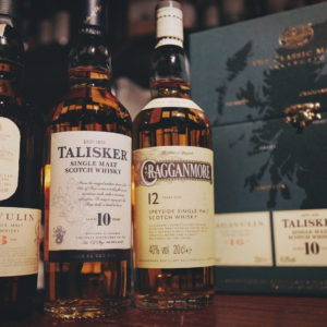 The Classic Malts Collection - Lagavulin, Talisker, Cragganmore