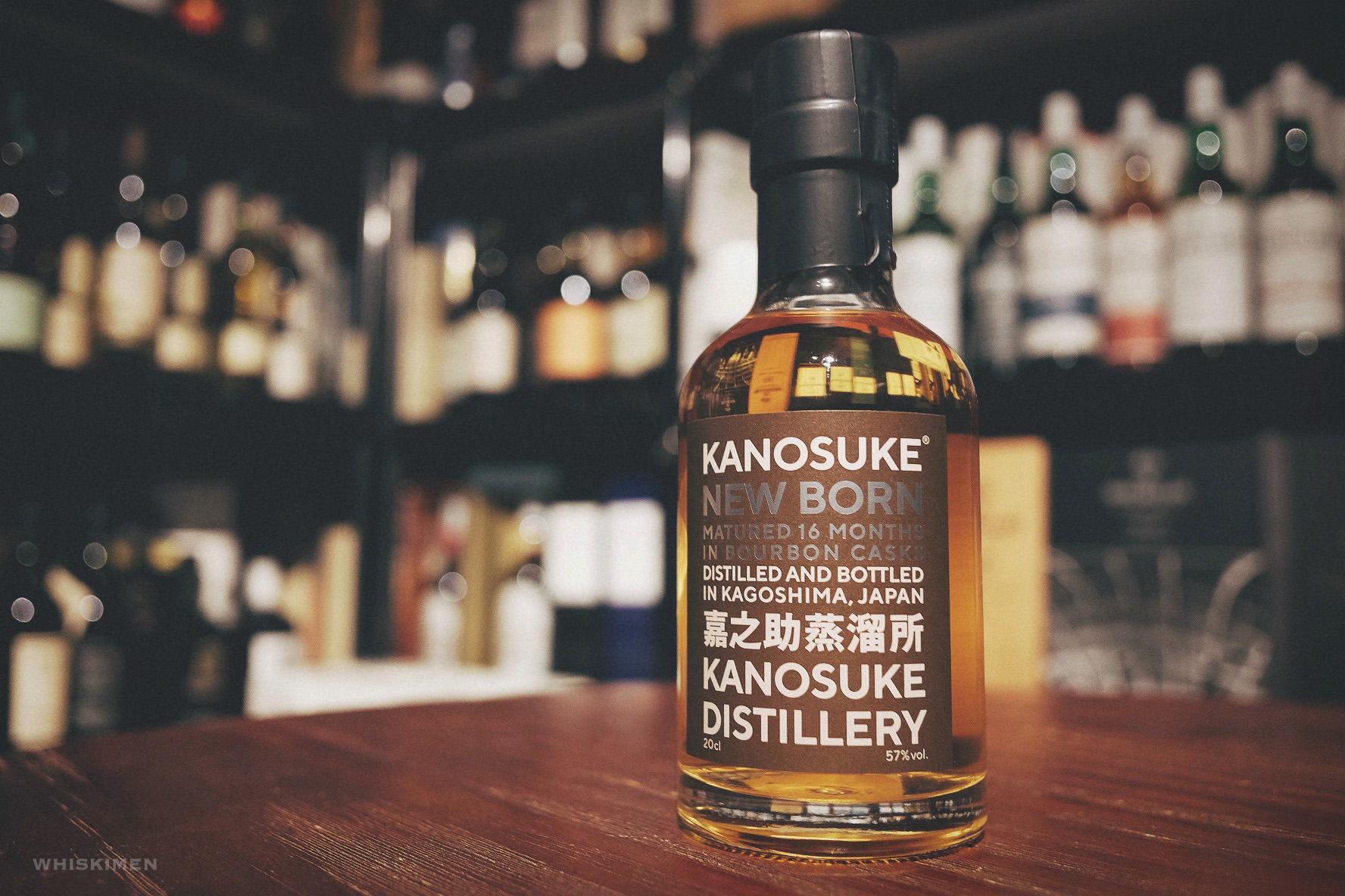 嘉之助 Kanosuke New Born 2019, 日本, 鹿兒島, Japan, Japanese Whisky, single malt whisky, 日本威士忌, 日威, 日本威士忌, Bourbon,