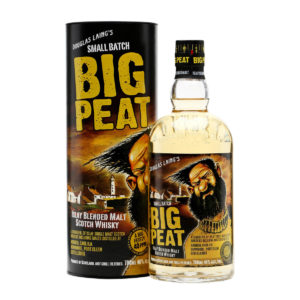 Douglas Laing's Big Peat Islay Blended Malt Scotch Whisky