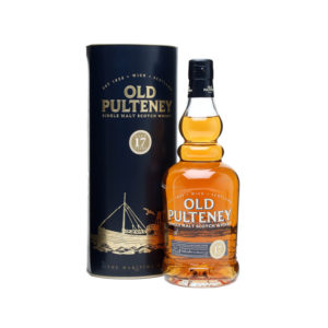 old pulteney, single, malt, whisky, scotland, scotch, highland, 17 years