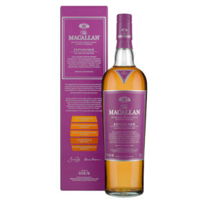 The Macallan Edition No.5 Single Malt Whisky