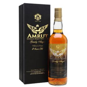 Amrut Greedy Angels 8 Year Old Single Malt Whisky (Chairman's Reserve)