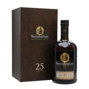 Bunnahabhain 25 Year Old Single Malt Scotch Whisky Islay
