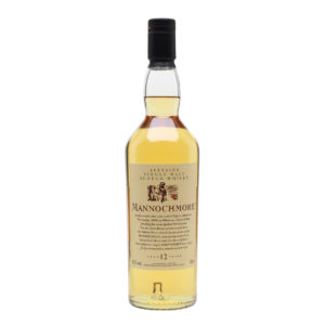 Mannochmore Flora & Fauna 12 Year Old Speyside Single Malt Scotch Whisky Diageo