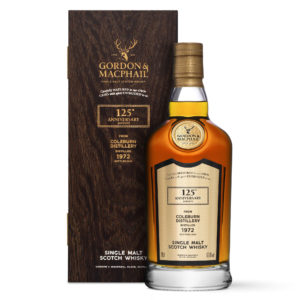Gordon & MacPhail Last Cask Series Coleburn 1972 47 Year Old Single Malt Scotch Whisky 125th Anniversary
