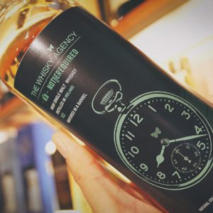 The Whisky Aganecy x Notierequired Extra Old Irish Single Malt Whiskey