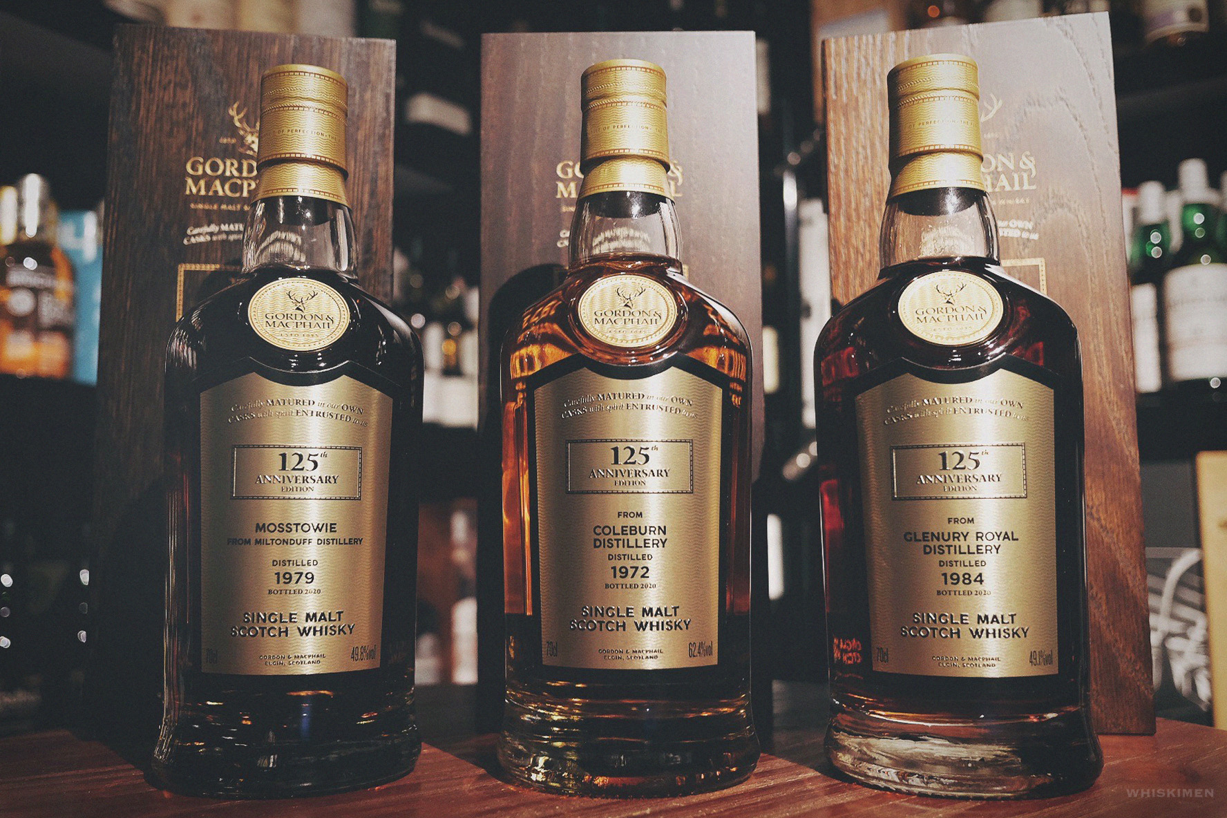 Gordon & MacPhail The Last Cask Series (125th Anniversary Edition)