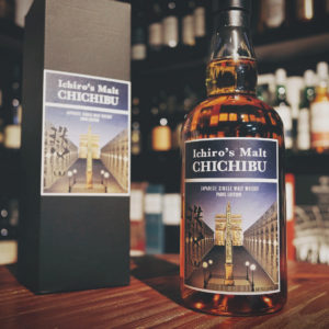秩父 Chichibu Ichiro's Malt Paris Edition 2020 Japanese Single Malt Whisky