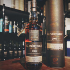 GlenDronach 2005 13 Year Old Single Malt Single Cask Whisky