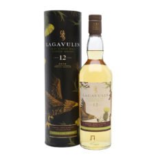 Lagavulin 12 Year Old Natural Cask Strength Single Malt Scotch Whisky (2020 Special Release)