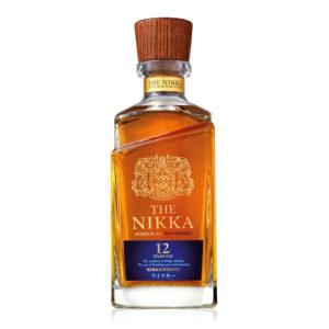 Nikka 12 Year Old Premium Blended Whisky