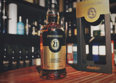 Springbank 21 Year Old Single Malt Scotch Whisky 2017 Edition