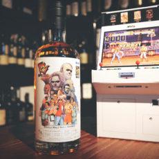The Drunken Master x NeoGeo Bushmills 2002 16 Year Old Single Malt Irish Whiskey (SNK 餓狼傳說 Fatal Fury Series Two)
