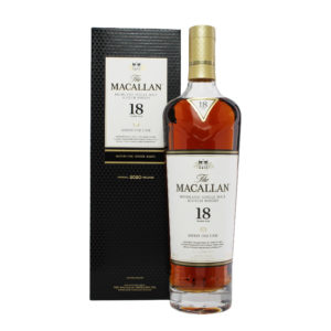 The Macallan Sherry Oak 18 Year Old Single Malt Whisky 2020 Release