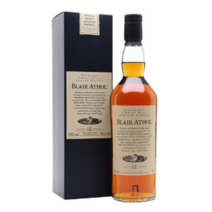 Blair Athol Flora & Fauna 12 Year Old Highland Single Malt Scotch Whisky