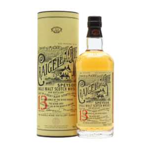 Craigellachie 13 Year Old Speyside Single Malt Scotch Whisky