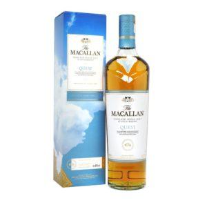 The Macallan Quest Single Malt Whisky Speyside