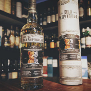 Old Particular Laphroaig 2012 8 Year Old Single Malt Scotch Whisky (The Drunken Master x Bar Caprice)
