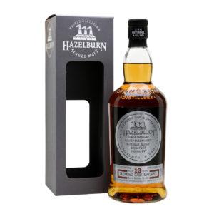 Hazelburn 13 Year Old Single Malt Scotch Whisky, springbank oloroso