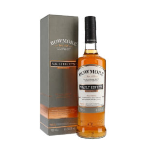 Bowmore Vault Edition Single Malt Whisky Second Release